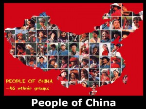 Chinese ethnic groups