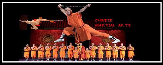 Chinese martial arts