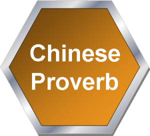 Chinese idiom and proverb