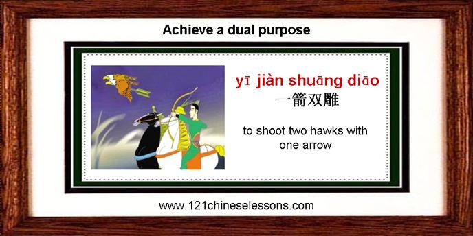 Yi Jian Shuang Diao