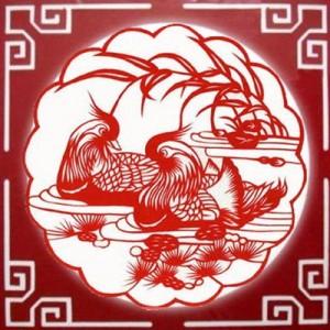 Chinese art - jianzhi