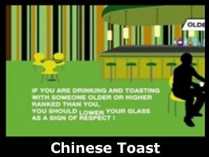 Chinese toast