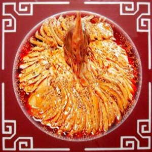 Chinese food - chuan cuisine